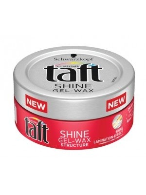 واکس مو Taft مدل Shine Gel Wax