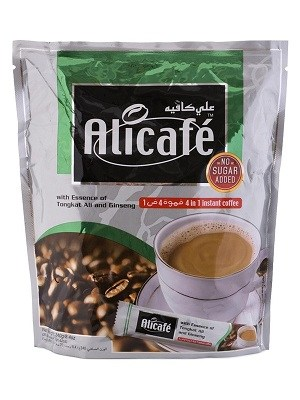 کافی میکس Alicafe مدل No Sugar Added