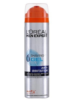 ژل اصلاح Loreal مدل Anti Irritation