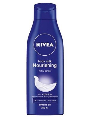 لوسیون بدن Nivea مدل Body Milk Nourishing